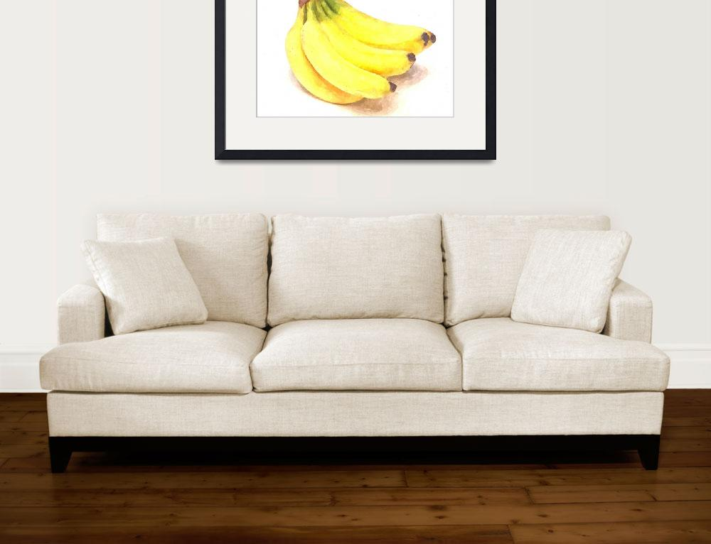 """Banana&quot  (2013) by lanjee"