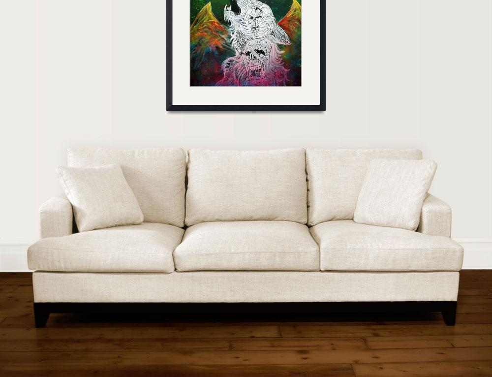 """Wolf Animal Spirit&quot  (2014) by ArtPrints"