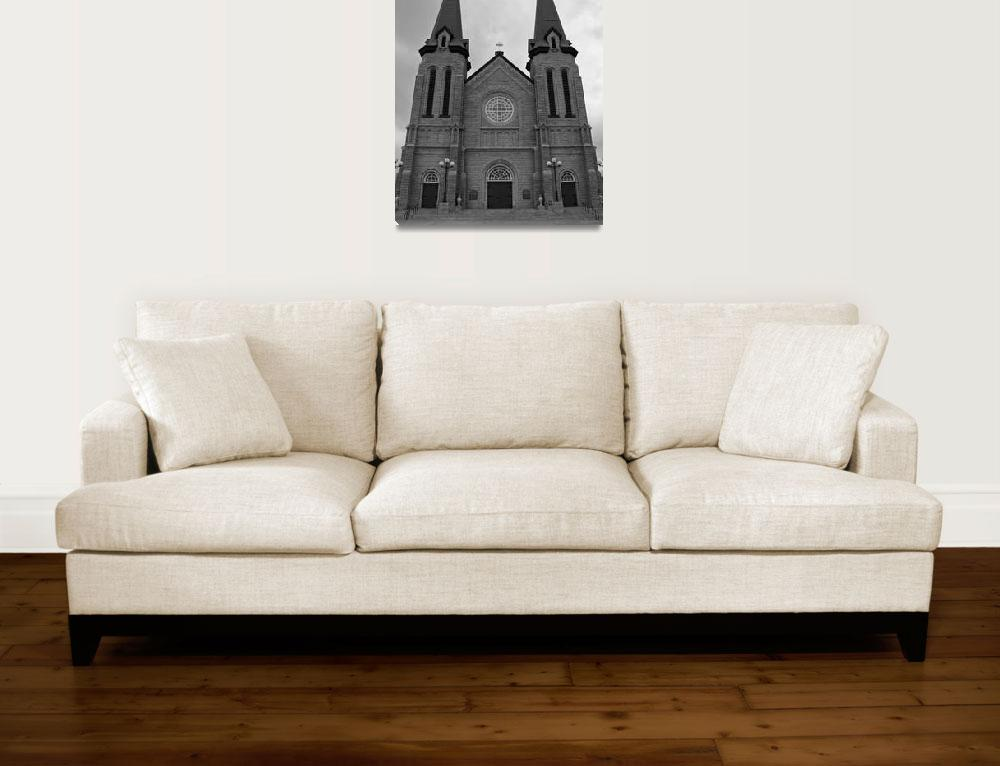 """Cathedral&quot  (2008) by LHPhotography"