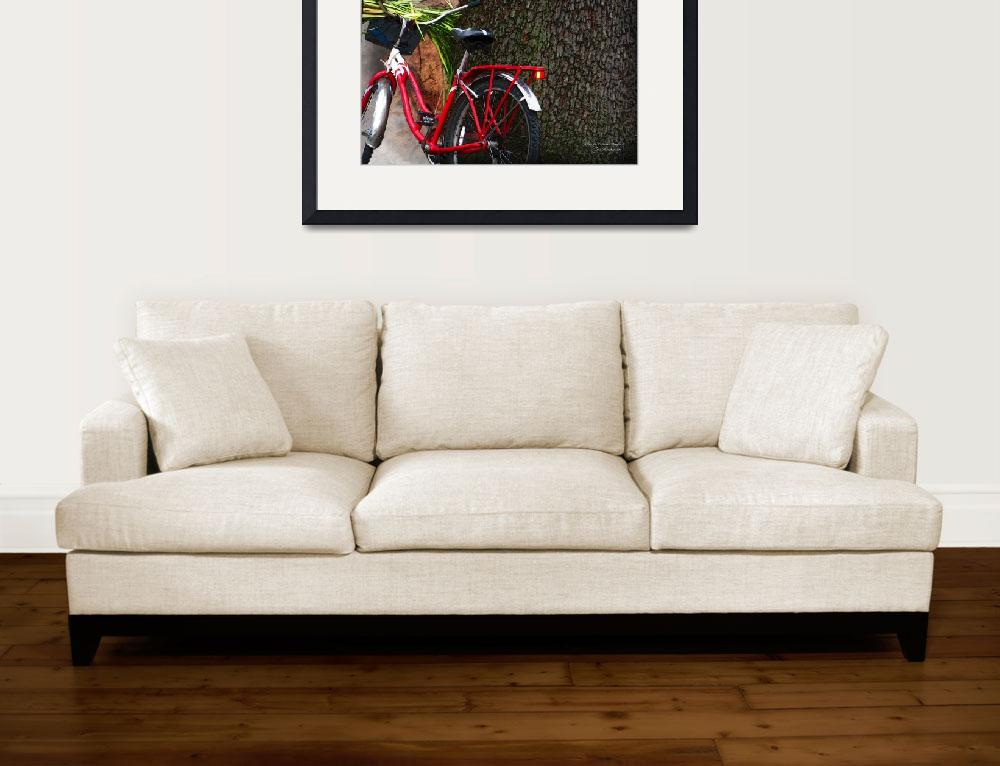 """Bike Resting&quot  (2011) by jbjoani2"