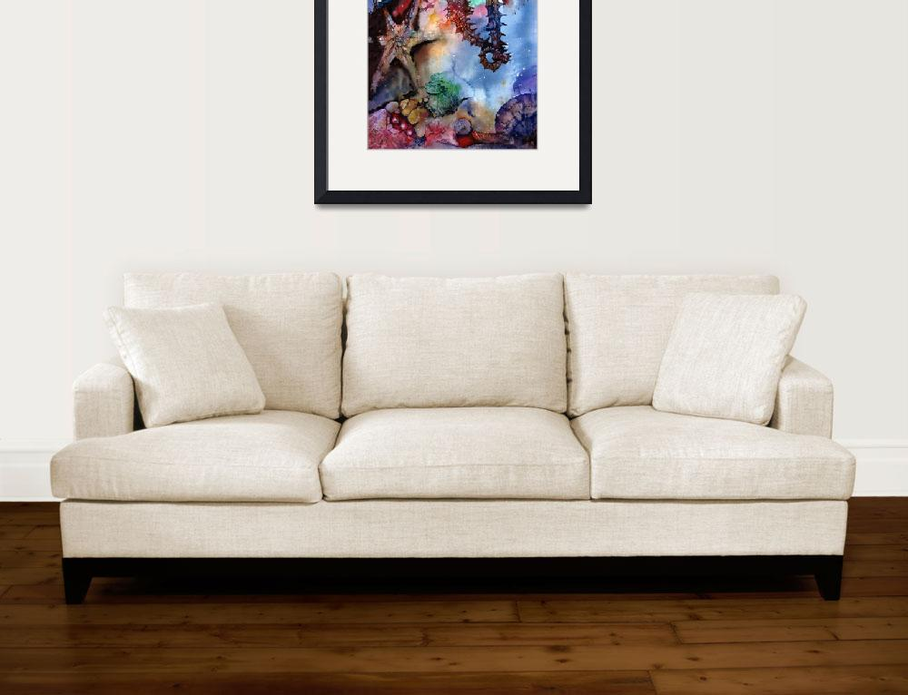 """The Colours That You Bring&quot  (2010) by MightyFineArt"