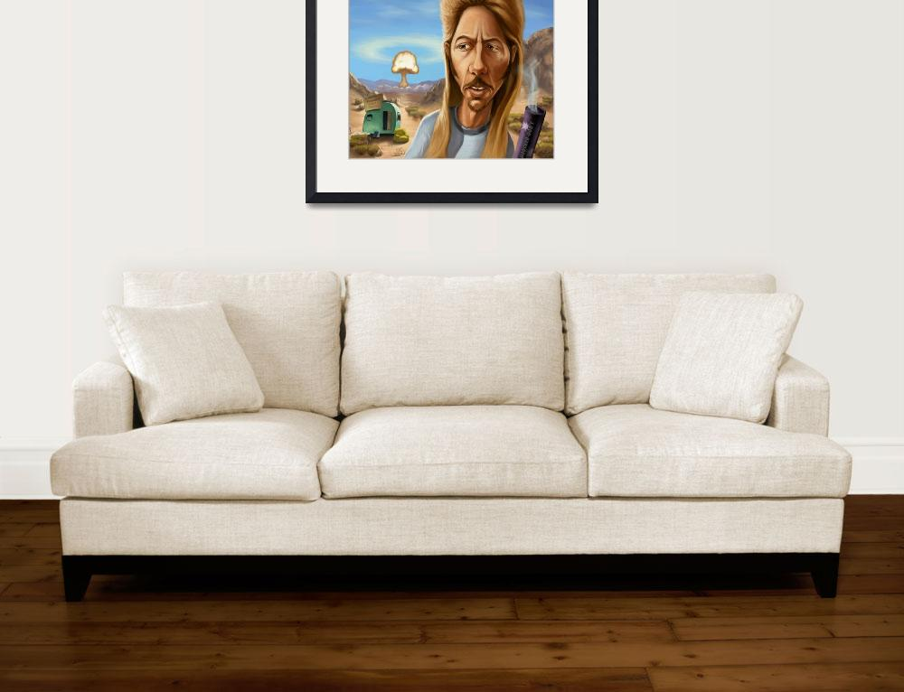 """Joe Dirt&quot  by blakeloosli"