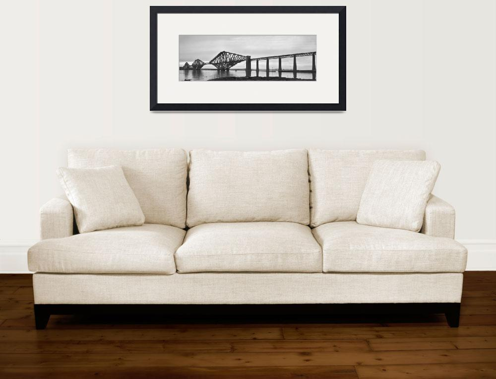 """The Forth Bridge&quot  (2008) by imagesbycadac"