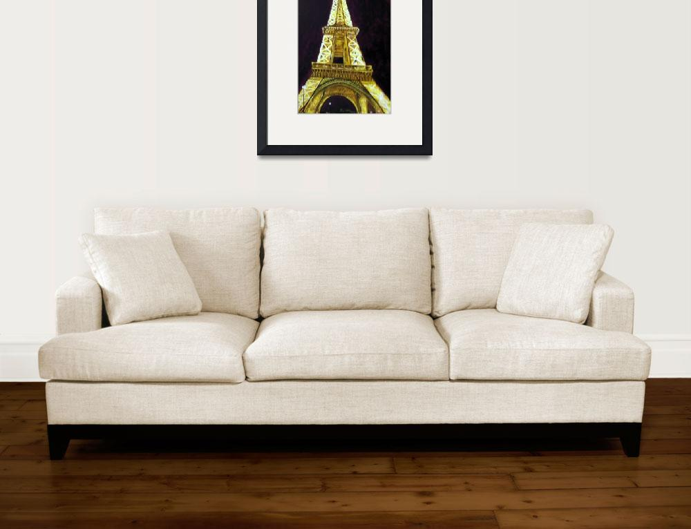 """Eiffel Tower&quot  (2009) by jimmy4u"