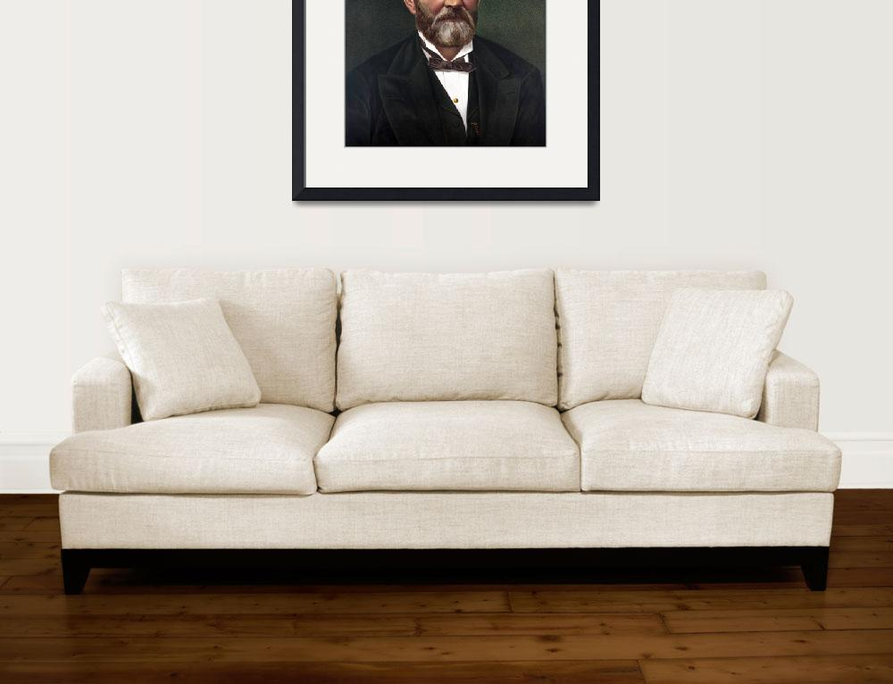 """President Ulysses S. Grant&quot  by stocktrekimages"