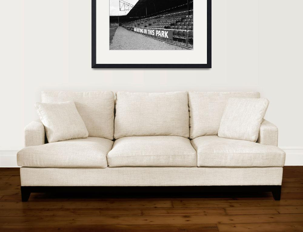 """The Old Ballpark&quot  (2004) by Ffooter"