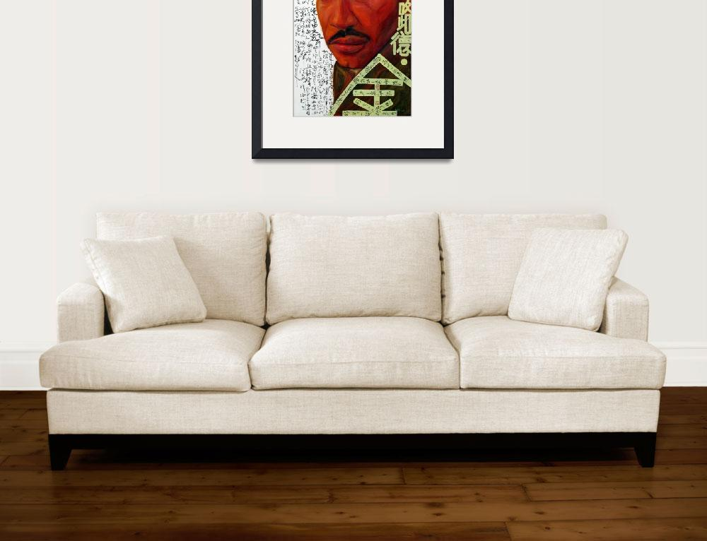 """Martin Luther King&quot  (2007) by centurymountain"