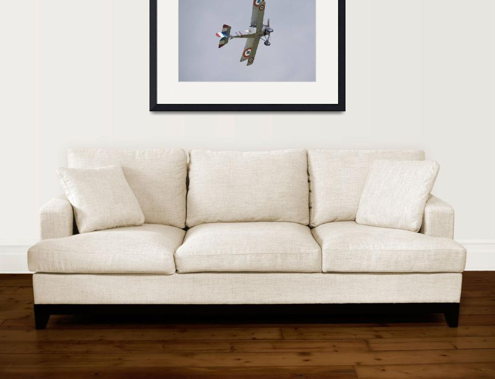 """Battle of Britain Memorial Flight&quot  (2008) by IanMiddletonphotography"