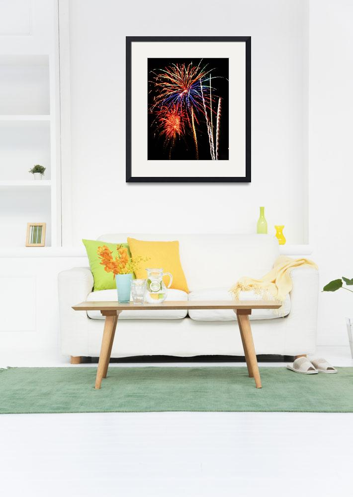 """Fireworks160&quot  (2007) by monicabryantphotography"