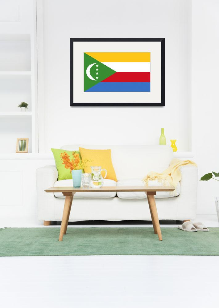 """Comoros&quot  by tony4urban"