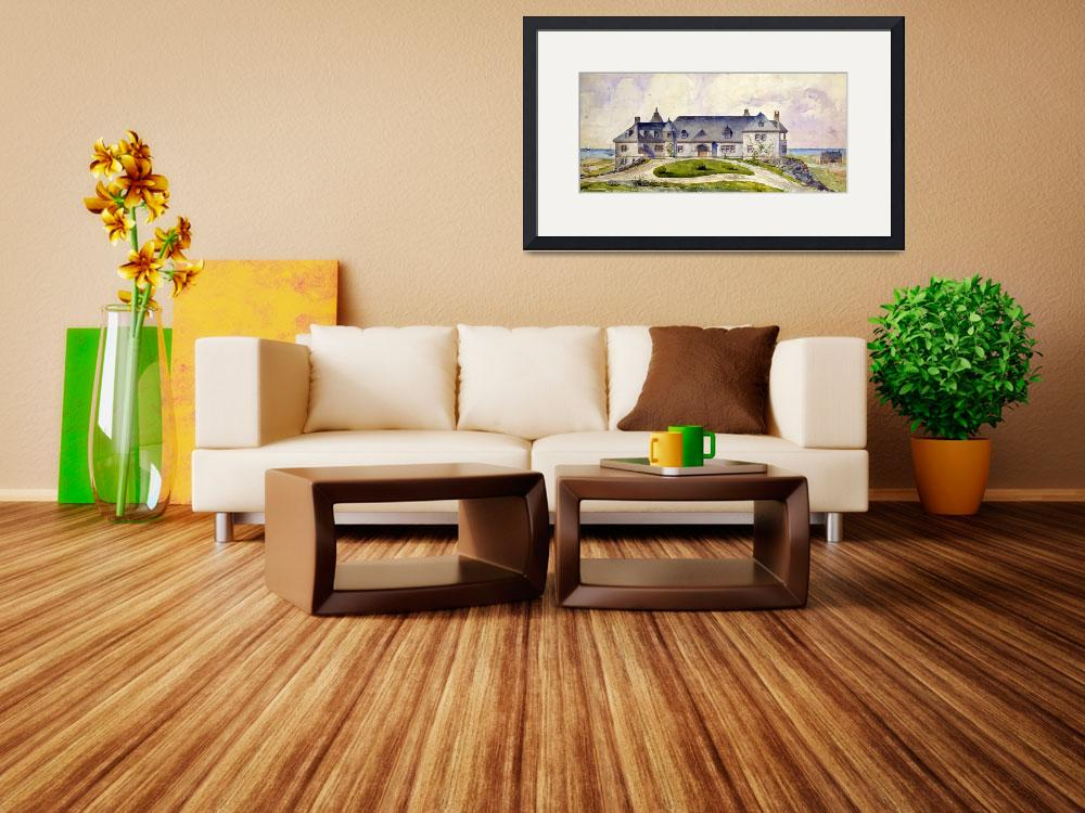 """NEWPORT RHODE ISLAND&quot  by homegear"