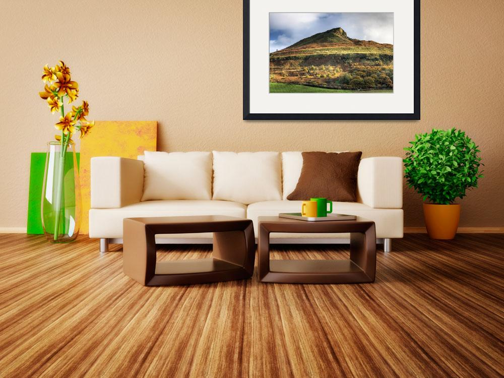 """Roseberry Topping&quot  (2008) by NordenDesign"