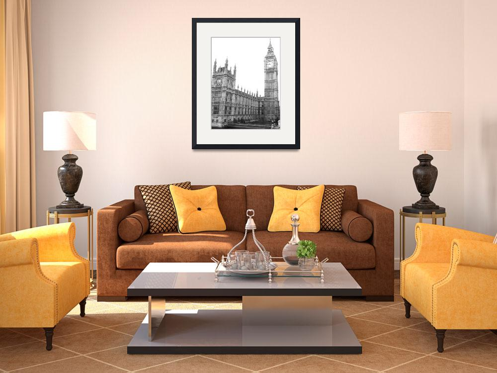 """Parliament and Big Ben&quot  (2007) by texas31"