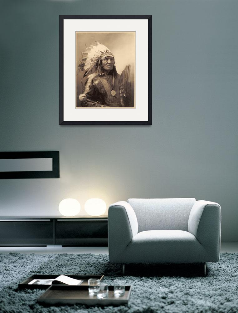 """Sioux Chief&quot  (2013) by redssr03"