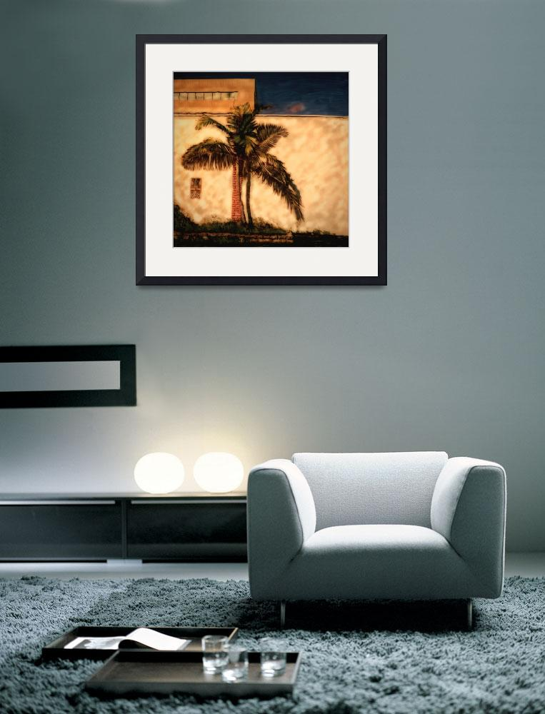 """Urban Palm, Ft Lauderdale, FL&quot  (2001) by joegemignani"