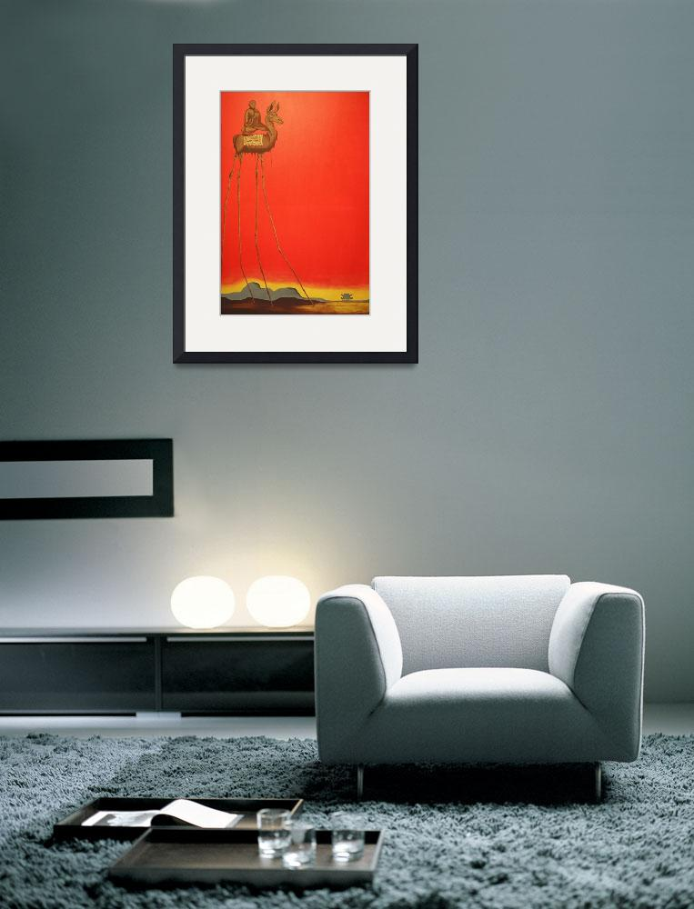 """The Dali Llama&quot  (2005) by ippolito"