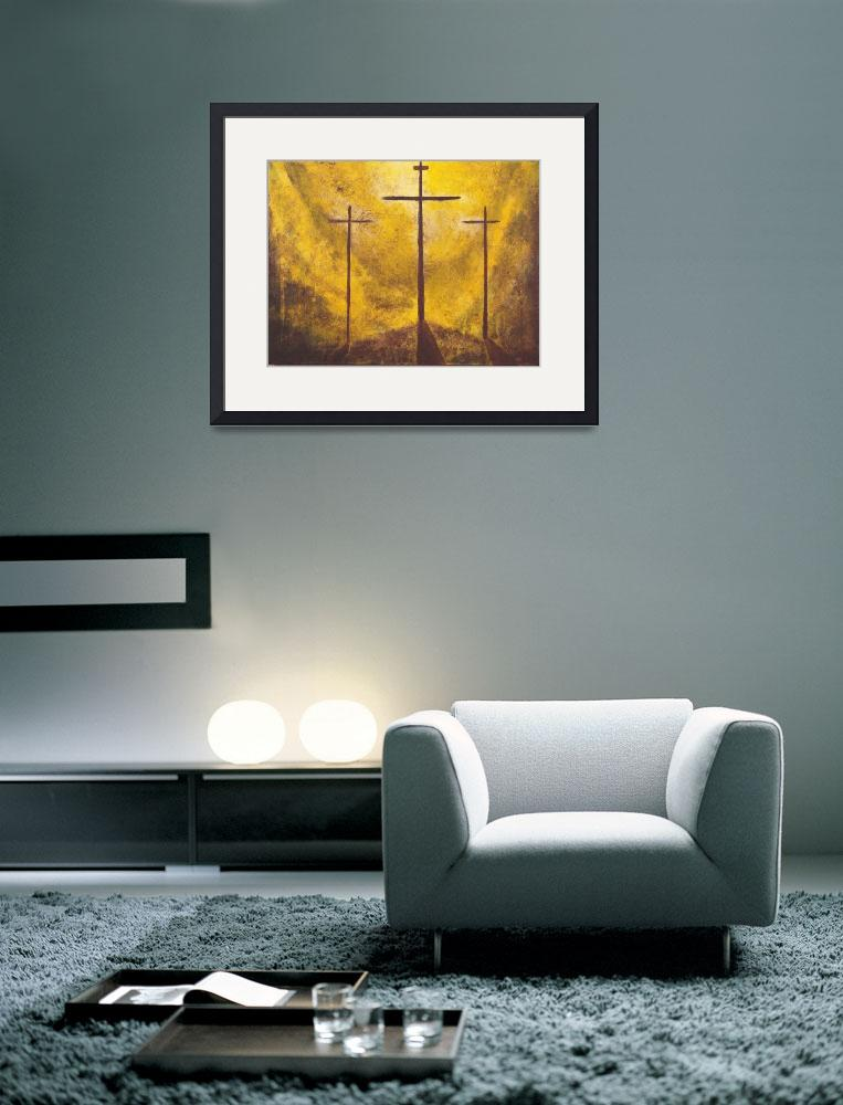 """Light Of Salvation&quot  (2012) by waynecantrell"