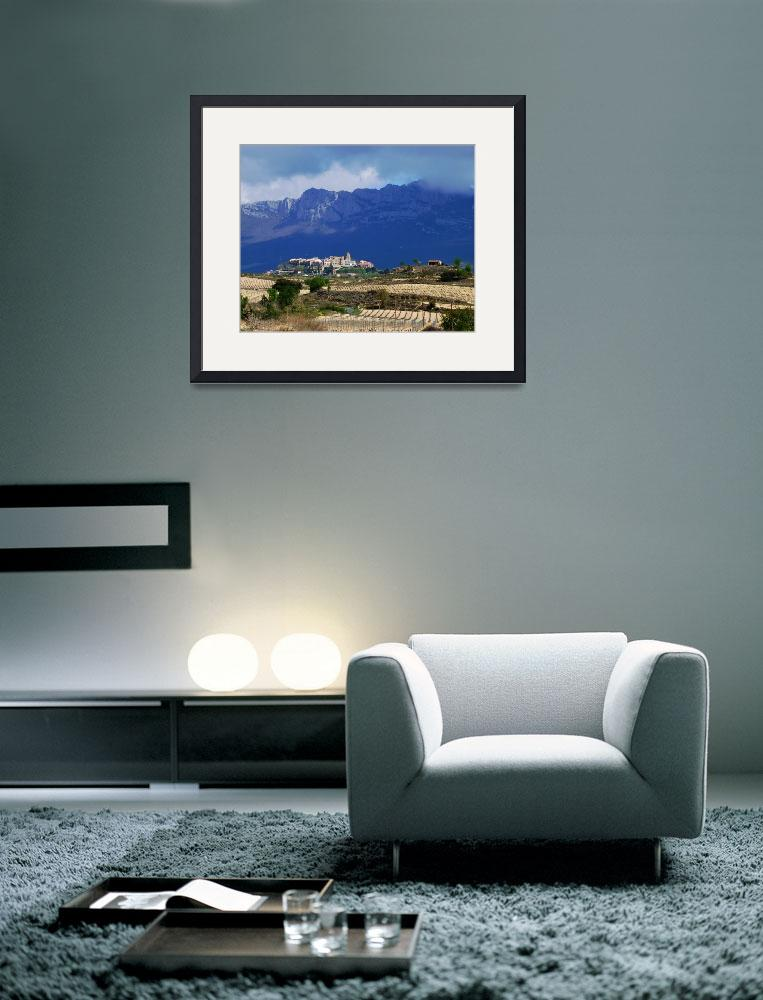 """Rioja view&quot  (2008) by esfotoclix"