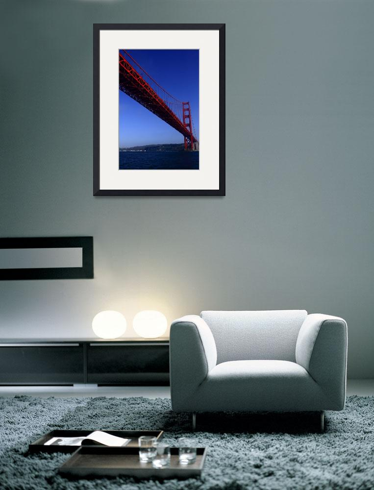 """Golden Gate&quot  by sharadgupta99"