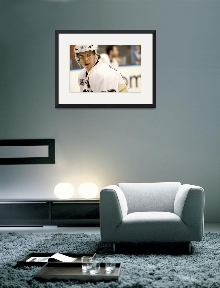 """Sidney Crosby&quot  (2008) by sosangelis"