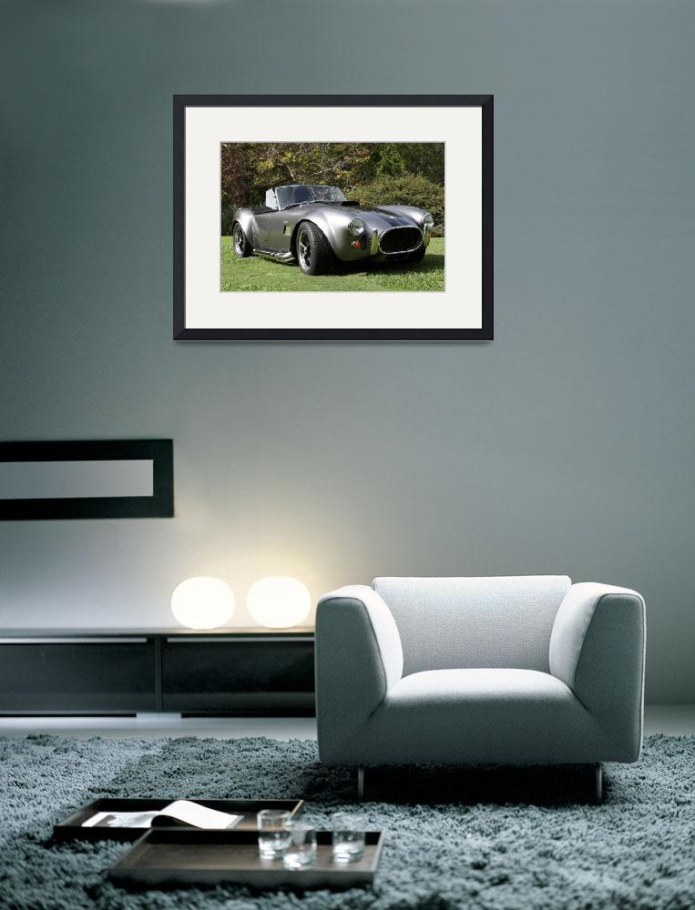 """AC Shelby Cobra&quot  (2012) by digitalmedia"