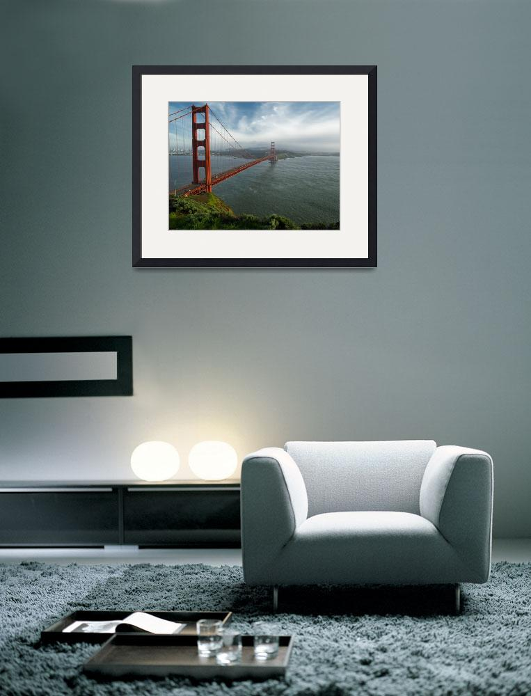 """Golden Gate&quot  (2010) by bryanscott"