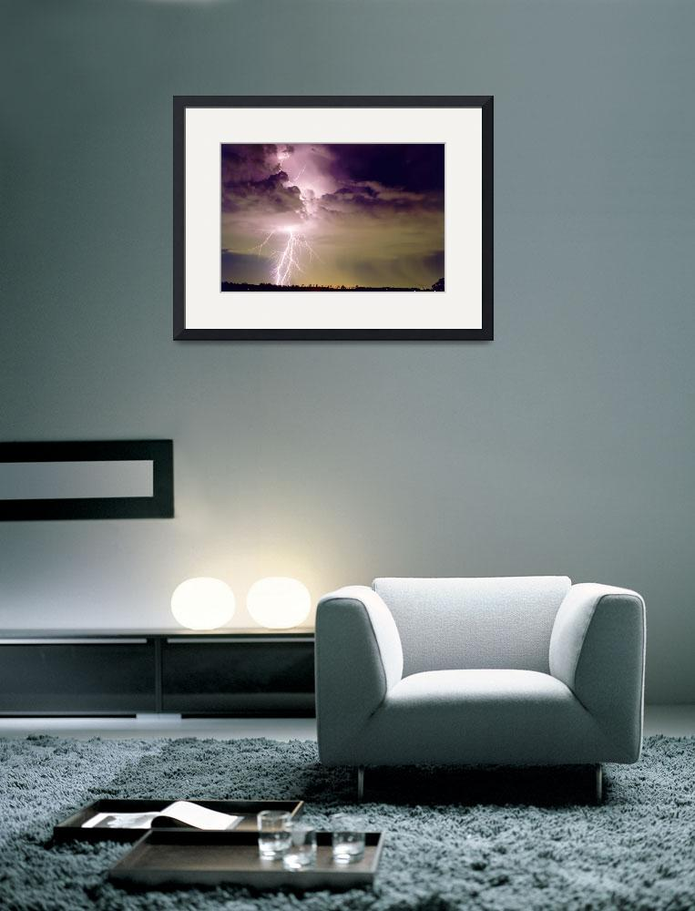 """Sydney Staccato Lightning&quot  (1994) by lightning"