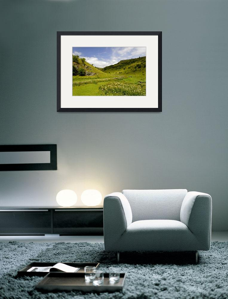 """Cressbrook Dale near to Wardlow (29353-RDA)&quot  (2011) by rodjohnson"