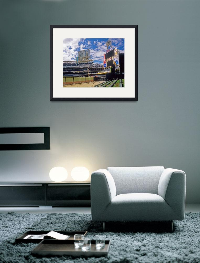 """San Diego Petco Park CityScapes&quot  by kphotos"