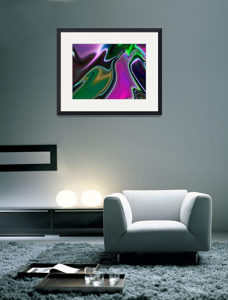 """Flow series - 1&quot  (2009) by artforcancer"