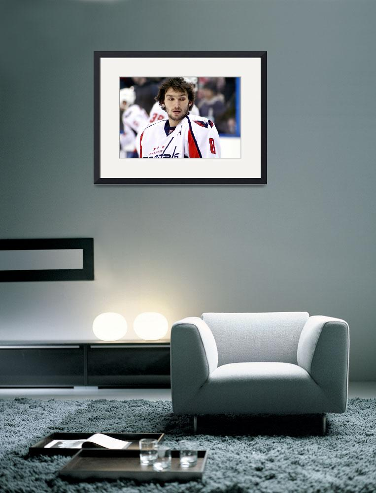 """Ovechkin #2&quot  (2007) by sosangelis"
