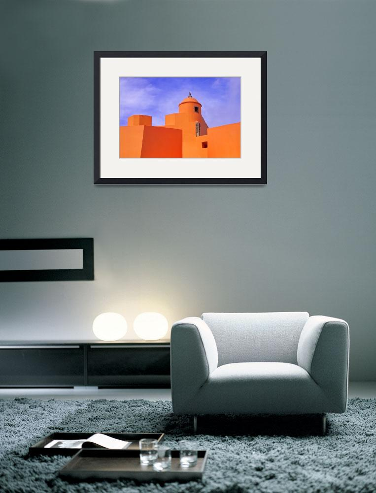 """The Orange Fort&quot  (2011) by pauloferreira"