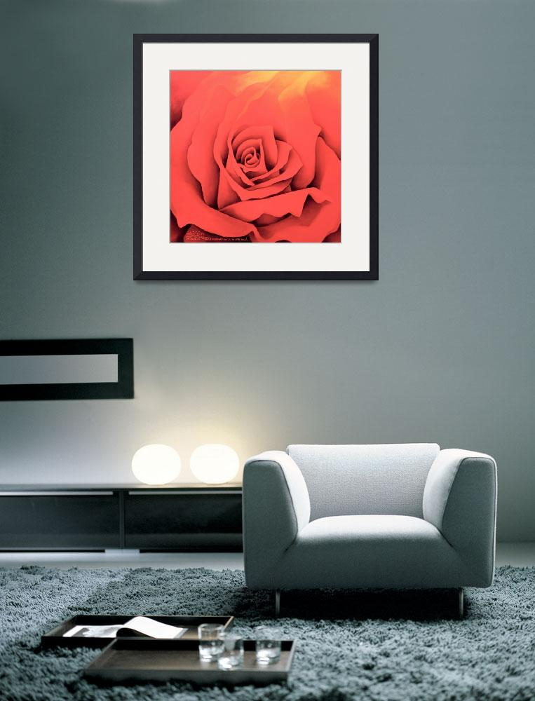 """The Rose in the Festival of Light, 2000&quot  by fineartmasters"