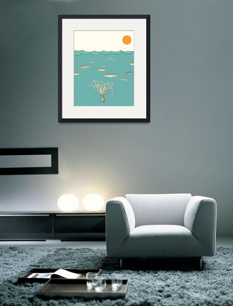 """Sea Life 2&quot  (2011) by TuesdayMoon"