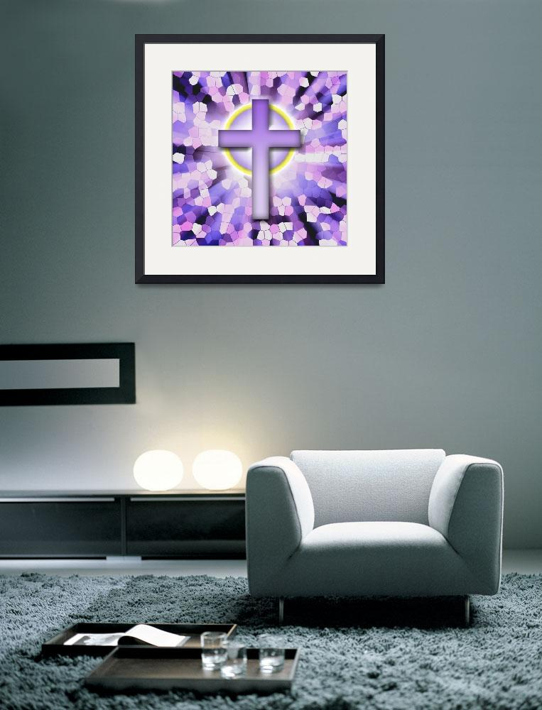 """Holy Cross&quot  (2010) by isa"