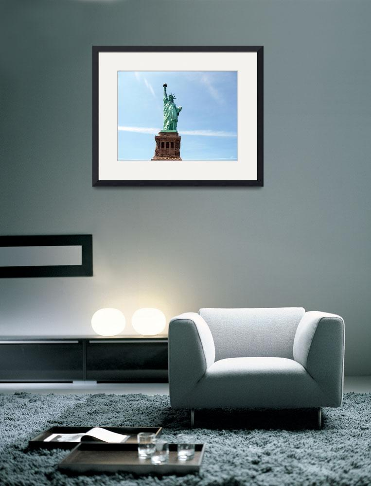 """Statue of Liberty (NY)&quot  by greatphotos"