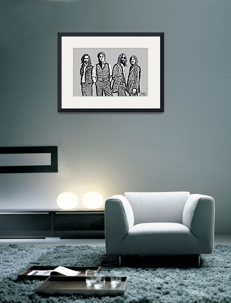 """Beatles&quot  (2014) by davegafford"