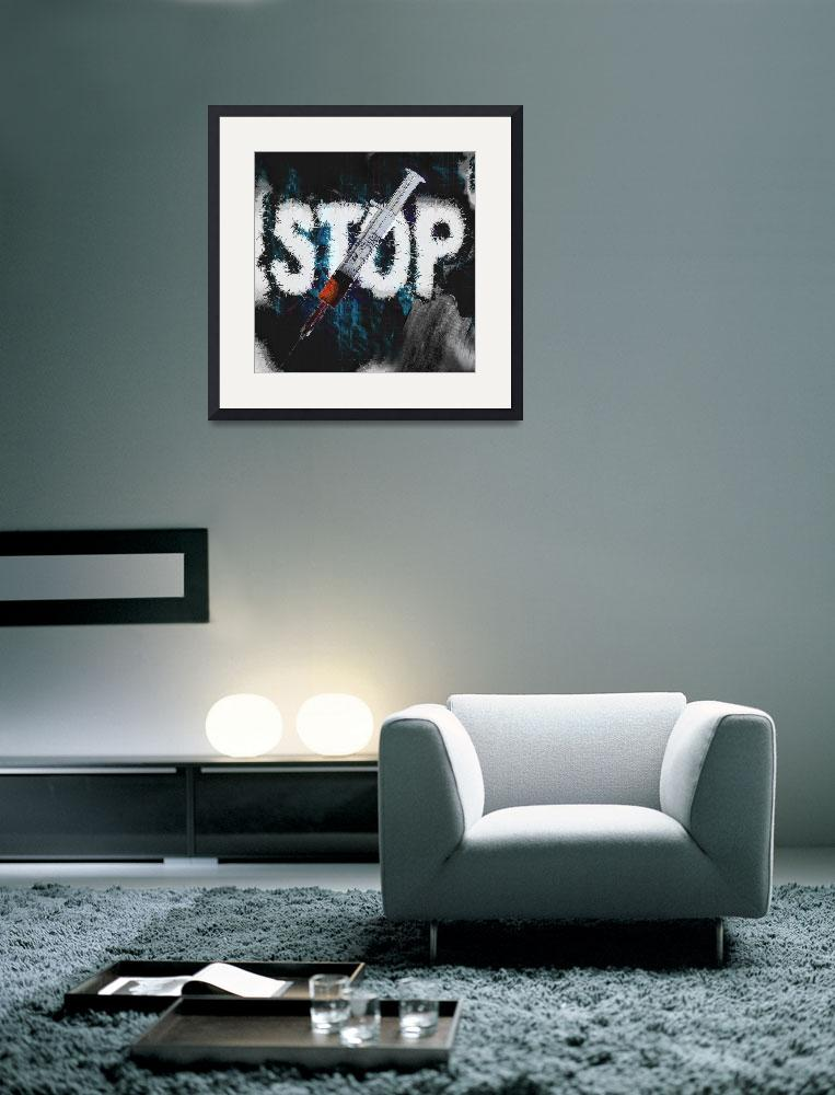 """""Stop""&quot  (2010) by DavidHensenPhotography"