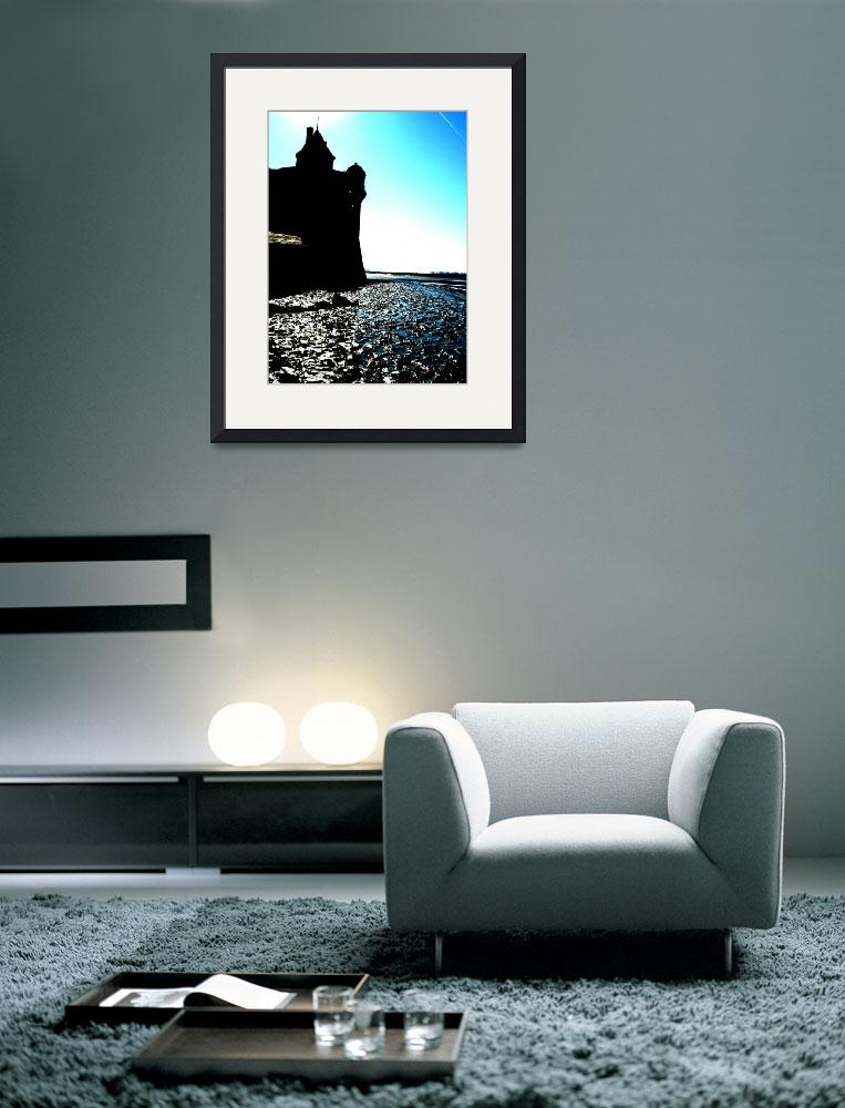 """Tower on the beach&quot  (2008) by scuba"