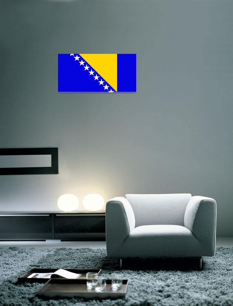 """Bosnia and Herzegovina&quot  by tony4urban"