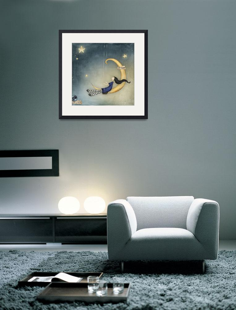 """Moon Swing&quot  (2010) by PaintTheSky"