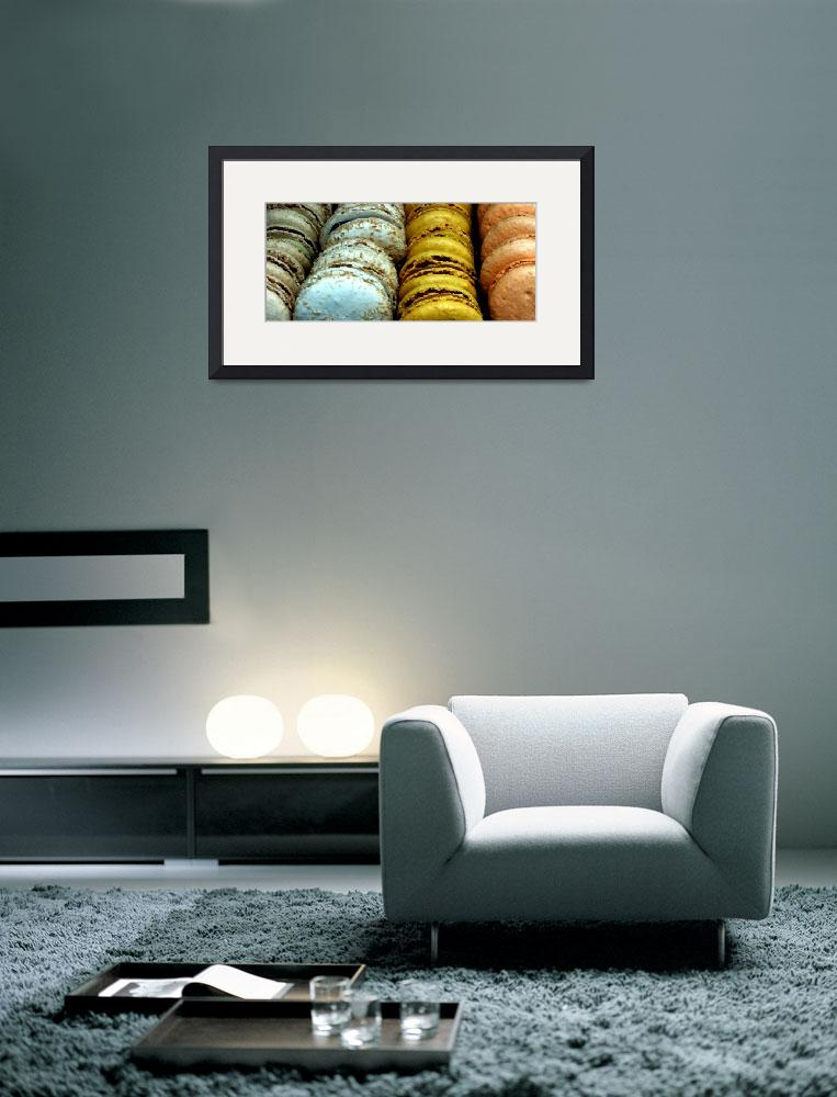 """Petits Macarons&quot  (2010) by stephenmaxwell"