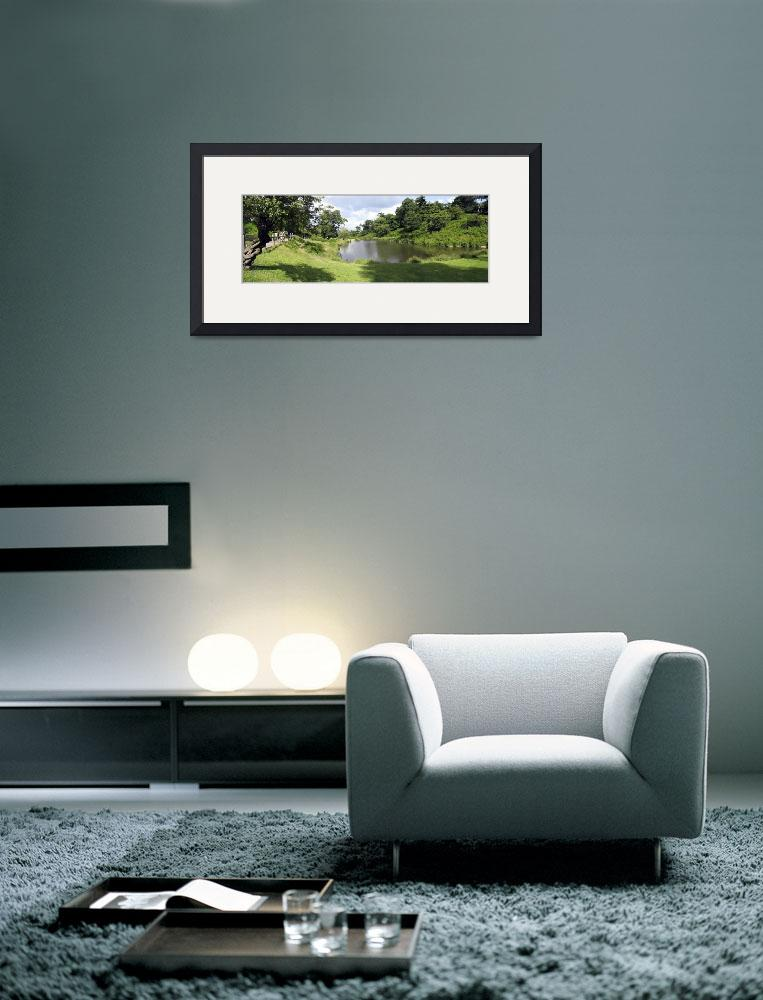 """Bradgate Park Panoramic&quot  (2006) by Gazographer"