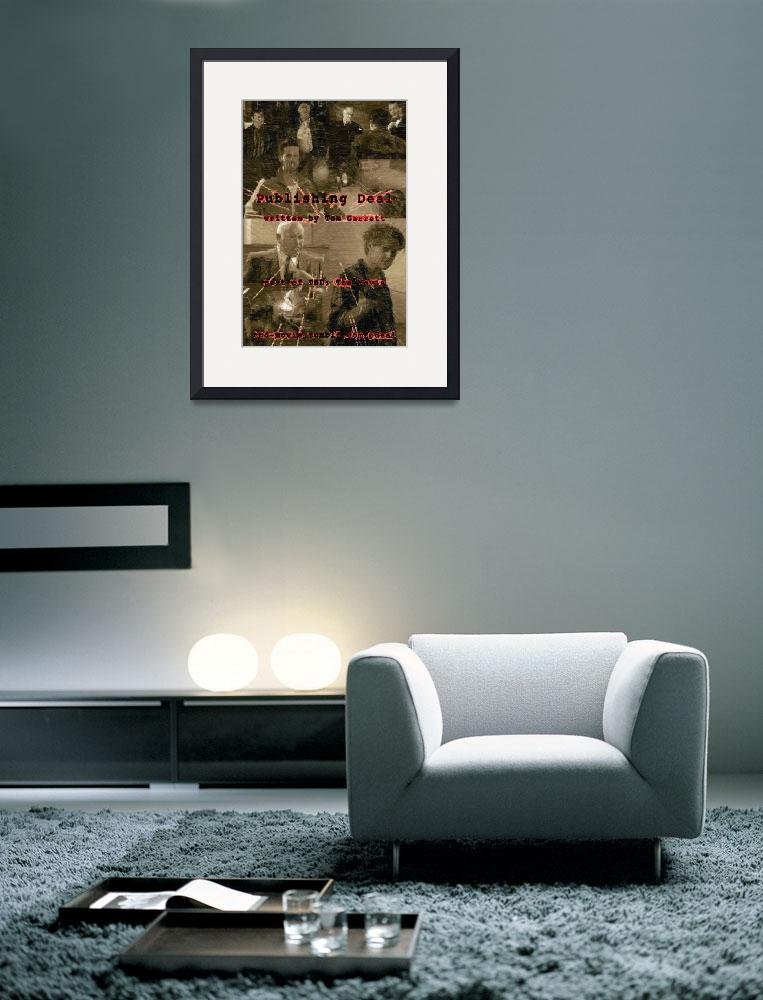 """Publishing Deal GIF Poster Frame 2&quot  by TBD-TheMovie"
