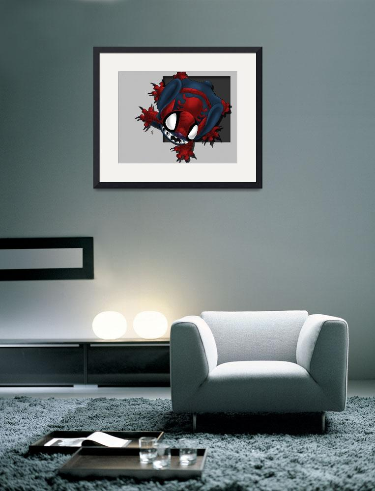 """Spider Stitch&quot  (2009) by tokage"