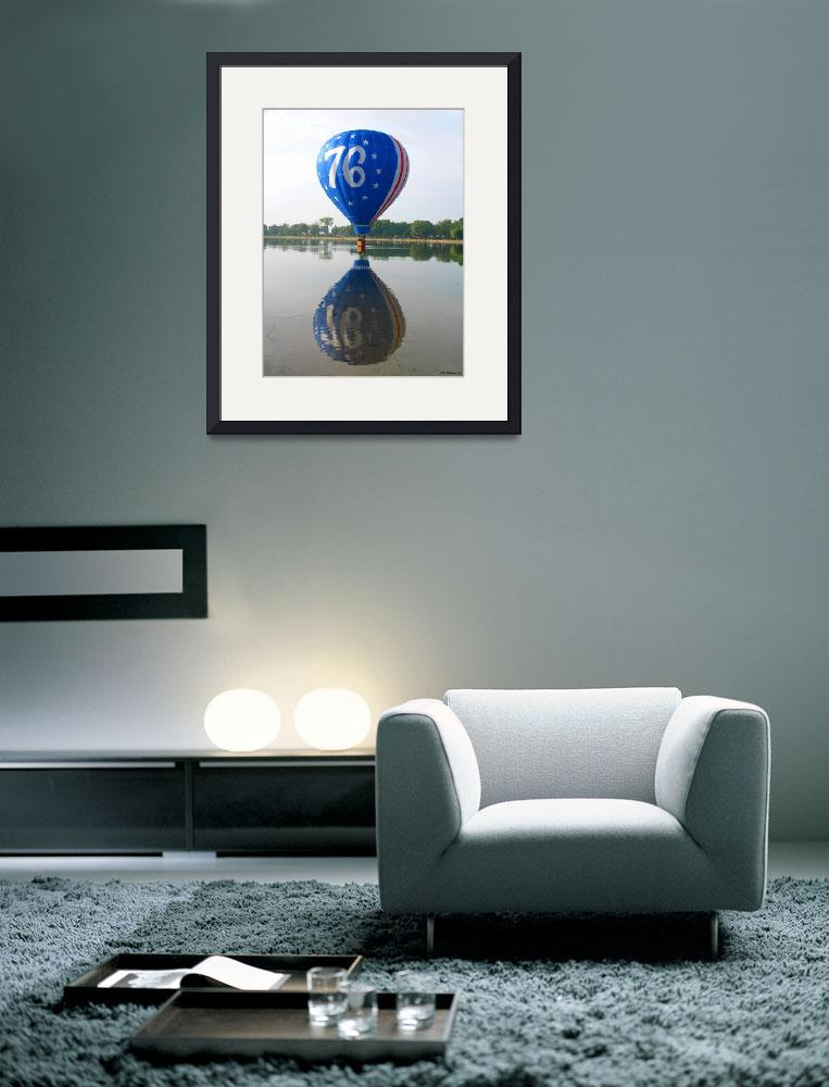 """76 Balloon&quot  (2010) by ralphnelsen"