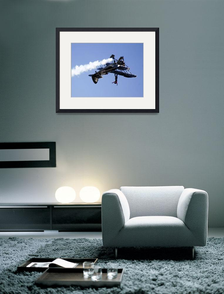 """airshow black plane&quot  (2010) by beliefexpressionsdotcom"