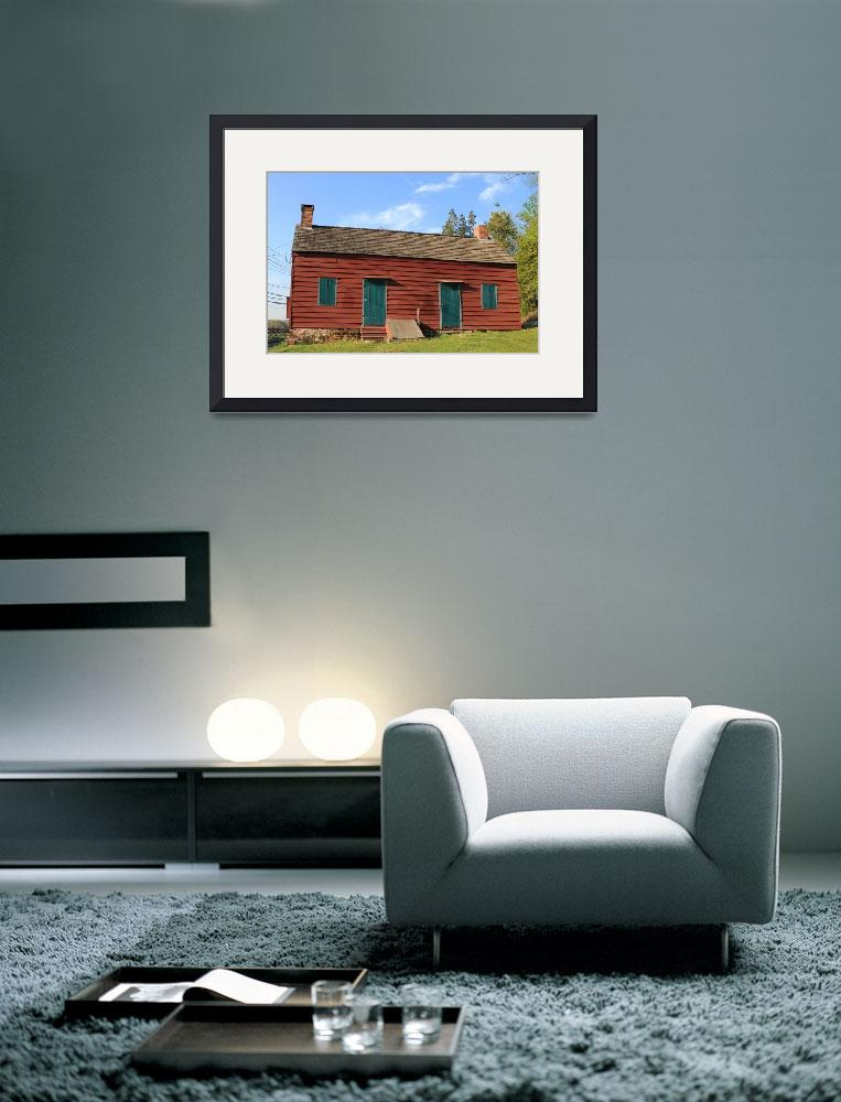 """Farmhouse&quot  (2012) by Ffooter"