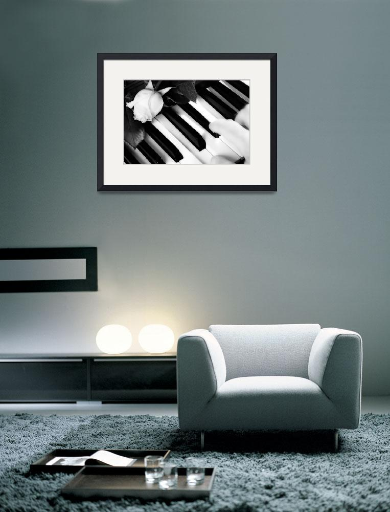 """My Piano&quot  (2009) by lightningman"