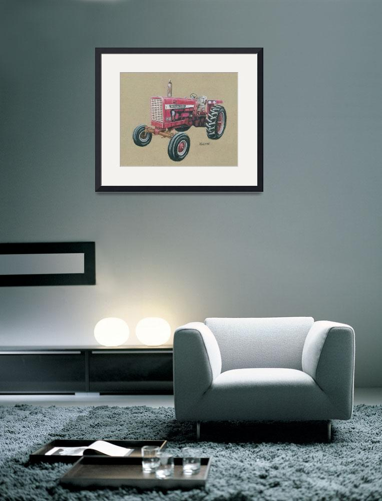 """Farmall 656&quot  (2010) by gypc"